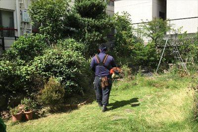 神戸で庭手入れを依頼するなら植木屋の【拓己庭園】