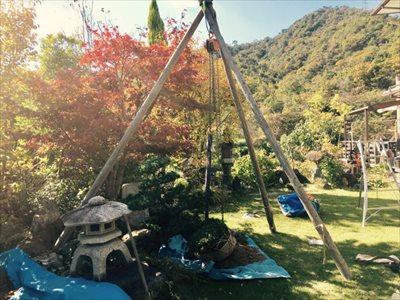 神戸で植栽・植え替えをするなら【拓己庭園】へ!